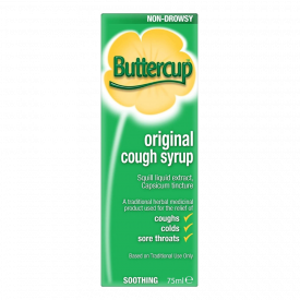 Buttercup Original Cough Syrup - 75ml