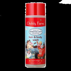 Childs Farm Hair & Body Wash Organic Sweet Orange – 250ml