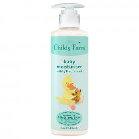 Childs Farm Baby Moisturiser Mildly Fragranced - 250ml