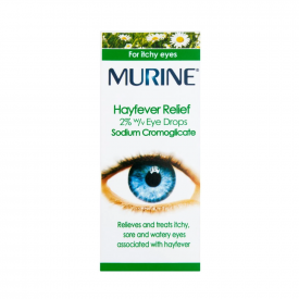Murine Hayfever Relief Eye Drops - 10ml