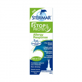 Sterimar Stop and Protect Allergy Response Nasal Spray – 20ml