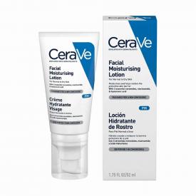CeraVe Facial Moisturising Lotion PM No SPF - 52ml