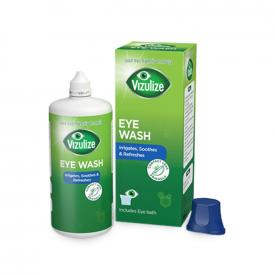 Vizulize Soothing & Refreshing Eye Wash - 100ml