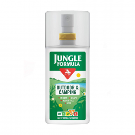 Jungle Formula Outdoor and Camping Insect Repellent Pump Spray - 90ml