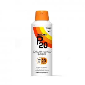 Riemann P20 SPF 20 Spray - 150ml