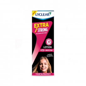 Lyclear Extra Strong Lotion - 100ml