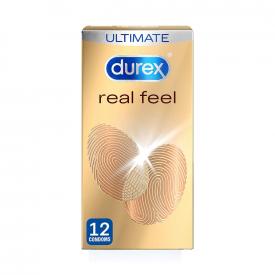 Durex Real Feel - 12 Condoms
