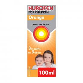 Nurofen For Children Orange - 100ml