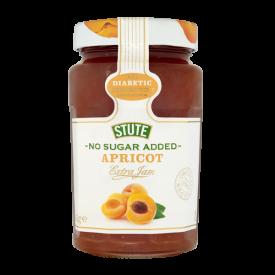 Stute No Added Sugar Apricot Extra Jam - 430g