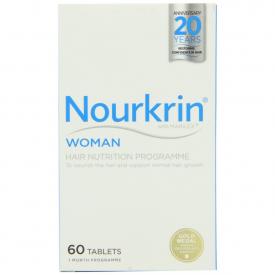 Nourkrin Woman - 60 Tablets