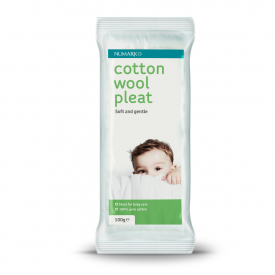 Numark Cotton Wool Pleats - 100g