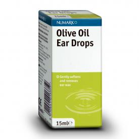 Numark Olive Oil Ear Drops - 15ml