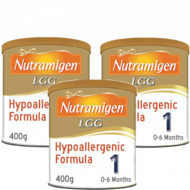 Nutramigen 1 With LGG 400g - (Case Of 3)