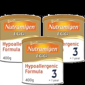 Nutramigen 3 With LGG 400g - (Case Of 3)
