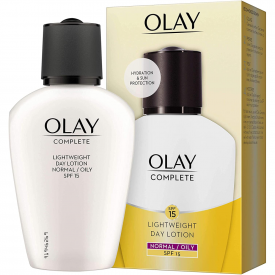 Olay Complete Care Day Fluid UV Normal/Oily SPF 15 100ml