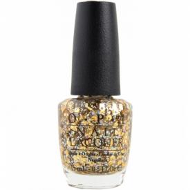 OPI Reached My Gold! Nail Polish - 15ml