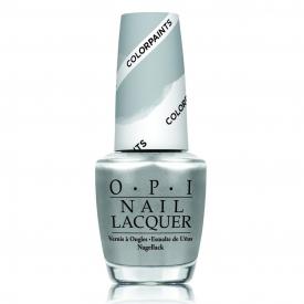 OPI Silver Canvas Undercoat Nail Polish - 15ml