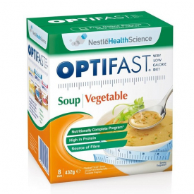 Optifast Vegetable Soup 55g - Box of 8