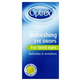 Optrex Refreshing Eye Drops for Tired Eyes – 10ml