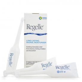 Regelle Long Lasting Vaginal Moisturiser - Pack of 3 Tubes