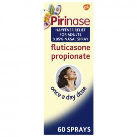 Pirinase Hay Fever Nasal Spray - 60 Doses