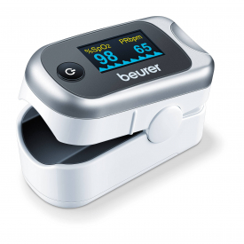 Beurer PO40 Pulse Oximeter with PMI