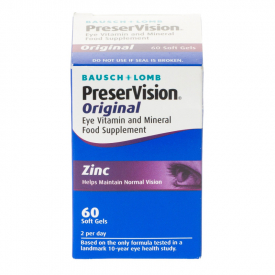 PreserVision Original 60 Soft Gels
