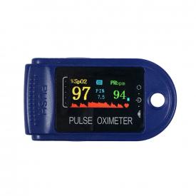 Fingertip Pulse Oximeter - SpO2 & Pulse Rate Measurement