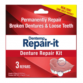 Dentemp Repair-it Denture Repair Kit