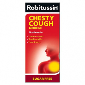 Robitussin Chesty Cough Medicine – 100ml