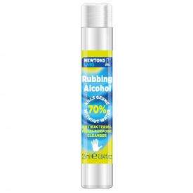 Newton's Antibacterial Rubbing Alcohol - 25ml