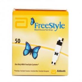 Freestyle Test Strips 50