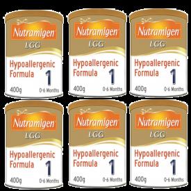 Nutramigen 1 With LGG 400g - (Case Of 6)