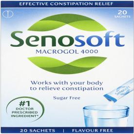 Senokot Senosoft - 20 Sachets