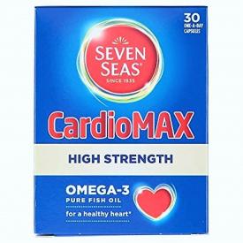 Seven Seas CardioMAX High Strength Omega-3 – 30 Capsules