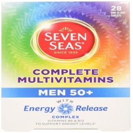 Seven Seas Complete Multivitamins Men 50+ - 28 Tablets