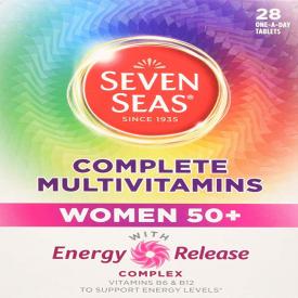 Seven Seas Complete Multivitamins Women 50+ 28 Tablets