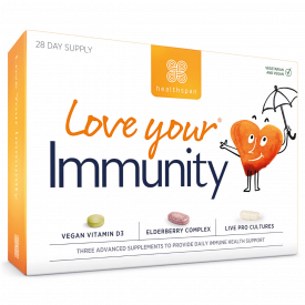 Healthspan Love Your Immunity - 28 Days Supply