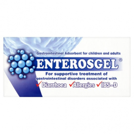 Enterosgel Oral Adsorbent 15g - 10 Sachets
