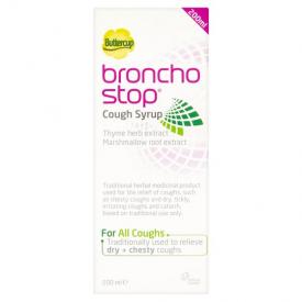 BronchoStop Cough Syrup - 200ml