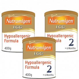 Nutramigen 2 With LGG 400g - (Case Of 3)
