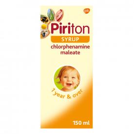 Piriton Syrup – 150ml