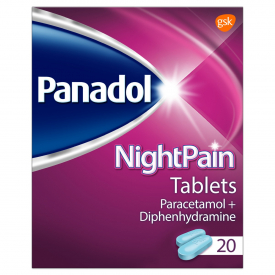 Panadol Night Pain - 20 Tablets