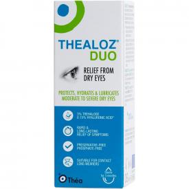Thealoz Duo Dry Eye Drops - 10ml