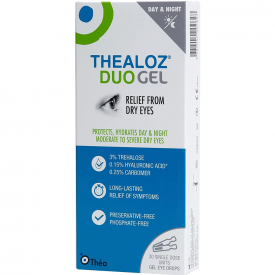 Thealoz Duo Gel For Dry Eyes - Pack of 30 Single Unit Doses