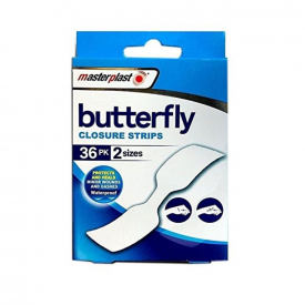Butterfly Skin Closure Strips Waterproof Plasters