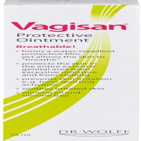 Vagisan Protective Ointment - 75ml