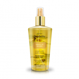 Secret Possibility Fragrance Body Mist 250ml - Vanilla Kisses