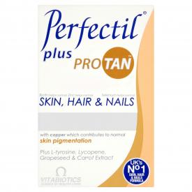 Vitabiotics Perfectil Plus ProTan - 60 Tablets
