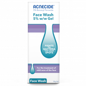 Acnecide Face Wash Treatment - 50g
